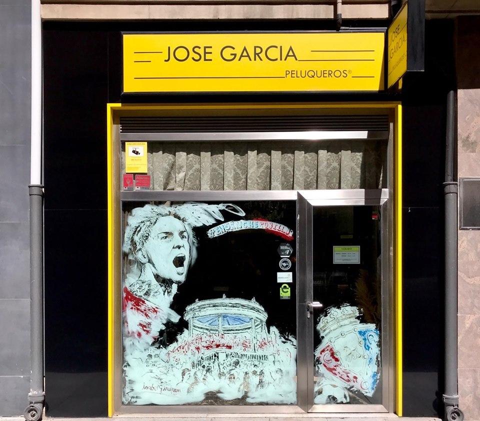 Jose García Peluqueros - Ganador por las votaciones en Facebook